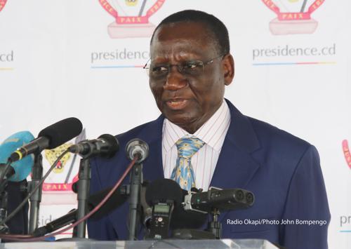 Sylvestre Ilunga Ilunkamba : un professeur de l'économie à la tête de l'exécutif congolais