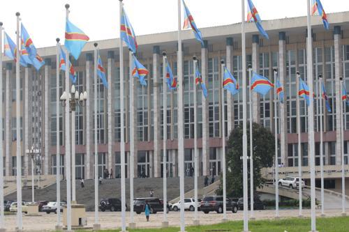 Palais du Peuple, siège des institutions de la démocratie en RDC