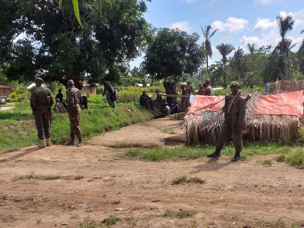 RDC: un militaire lynché par des civils à Oicha
