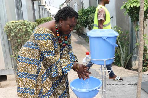 Comment promouvoir l'hygiène des mains en RDC ?