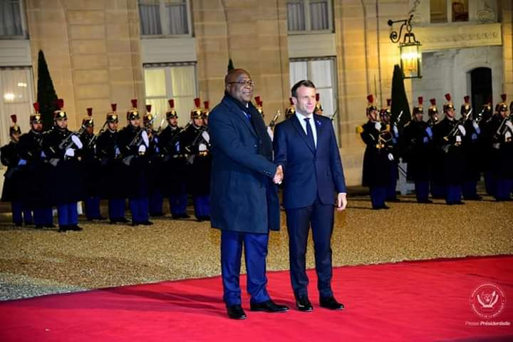 La France s'engage à soutenir militairement la RDC