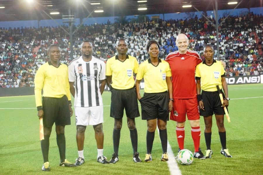 CAF : Infantino pour une Ligue africaine fermée ?