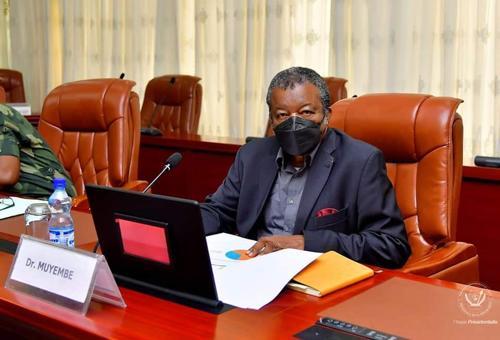 Coronavirus: le Dr. Muyembe déplore le relâchement des mesures barrières | Radio Okapi