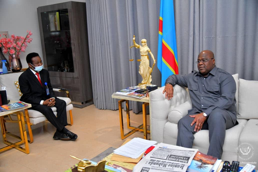 L'Assemblée nationale vote la destitution de sa présidente pro-Kabila — RD Congo